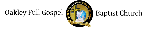 Oakley Full Gospel Baptist Church